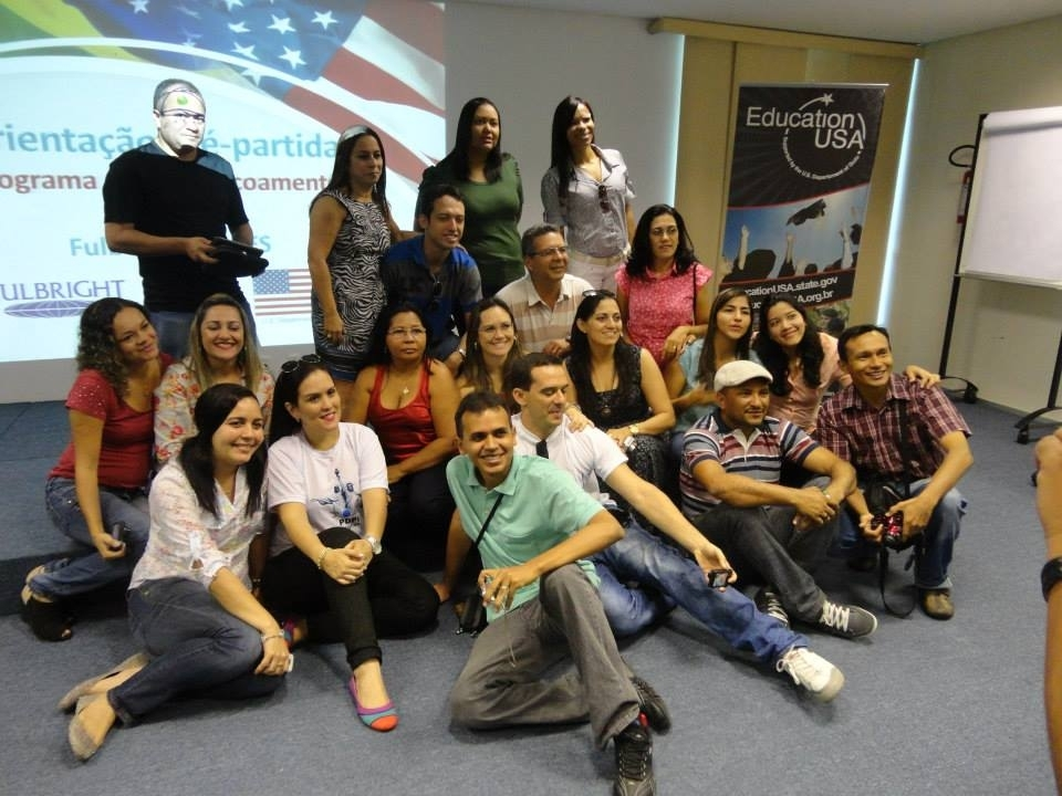 Foto 2 - DOMINGO - professores nos Estados Unidos